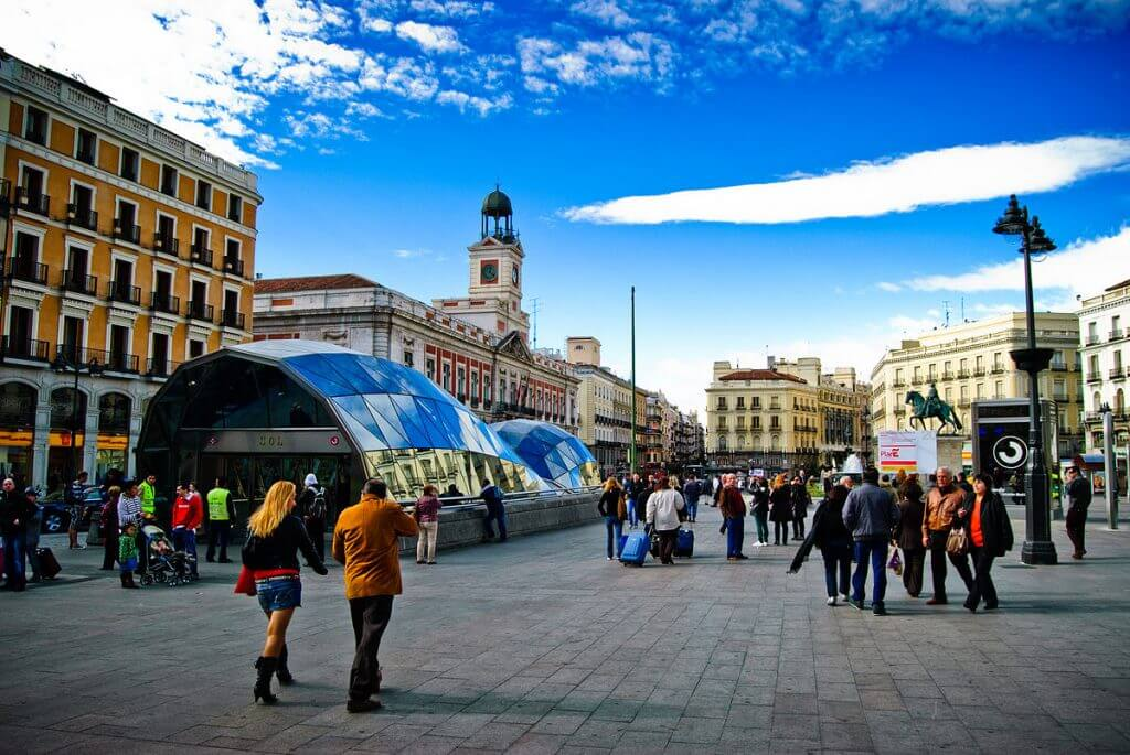 Tour por europa mini circuito 12 d as viajes diana garzon - Viajes puerta palma 2017 ...